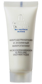 Микродермабразия и энзимный микропилинг, Faberlic. Эффективно очищает кожу, сужает поры. Выравнивает поверхность кожи, снимает шелушение
