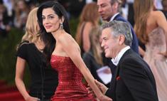 Вот это новость! Джордж Клуни в 55 впервые станет папой!
