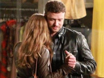 Джастин Тимберлейк и Эми Адамс (Justin Timberlake /Amy Adams)