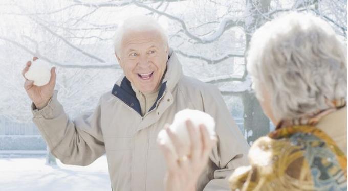 Супружеская пара на пенсии: перезагрузка отношений