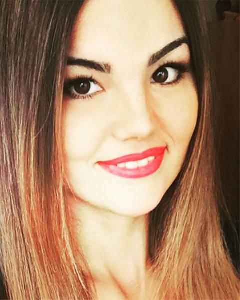 Виктория Мусагиева