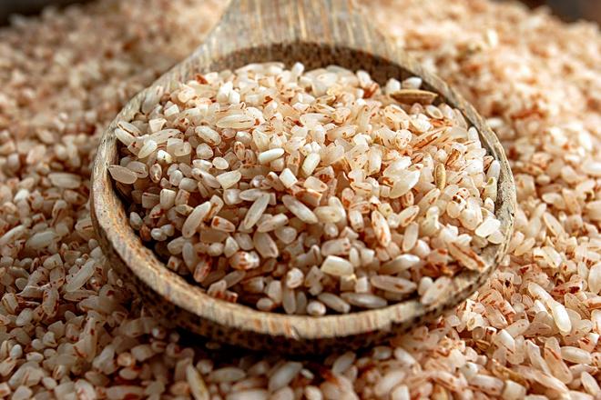 бурый рис