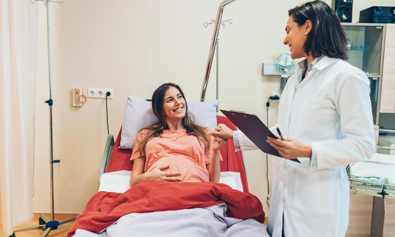 Беременная потратила 250 000, чтобы хорошо выглядеть на родах