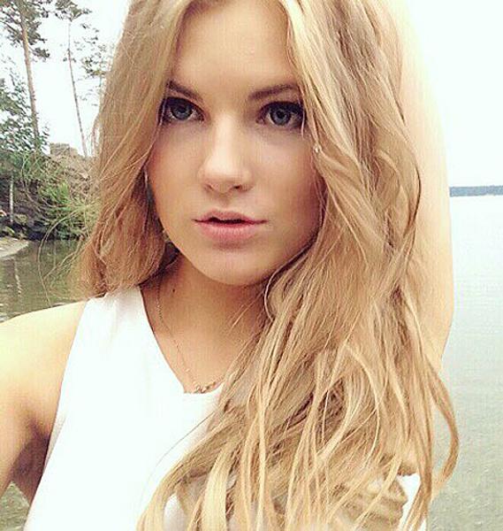Василиса Власова, участница конкурса «Мисс Екатеринбург – 2016», фото