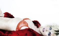 Обнаженная натура: Николь Кидман позирует в откровенном белье