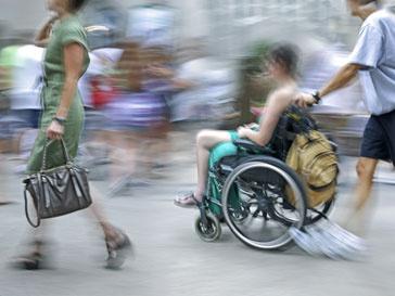 защита прав инвалидов