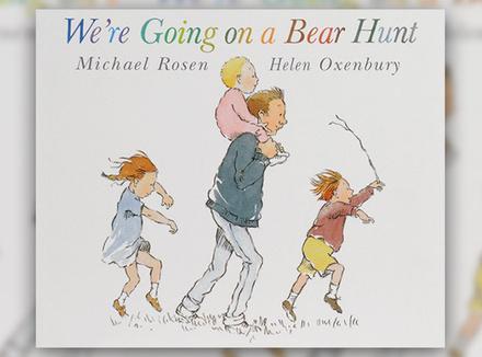 Майкл Розен, Хелен Оксенбери «Идем ловить медведя»