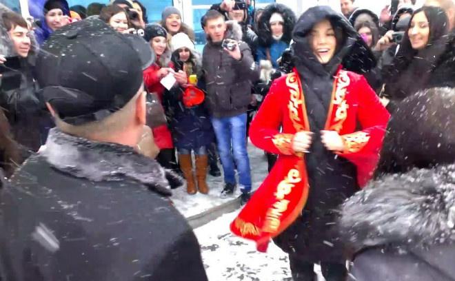 Омск, Наталия Орейро, Наша Наташа, тур 2014