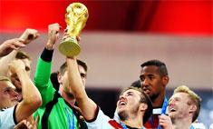 ЧМ-2014: победа Германии глазами звезд