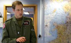 Принц Уильям продолжит службу в армии