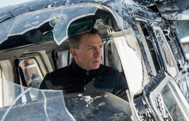 Дэниел Крейг «007: Спектр»