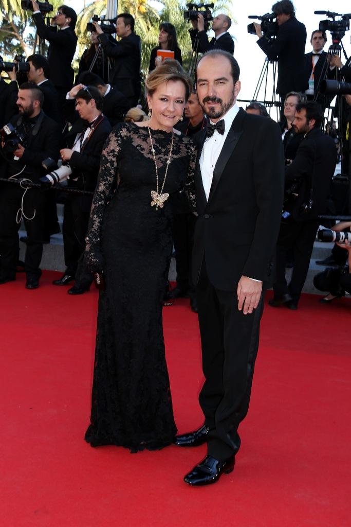 Каролина Шойфеле и Алексис Веллер