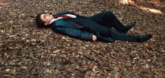 И снова Гарри окажется на краю жизни и смерти.