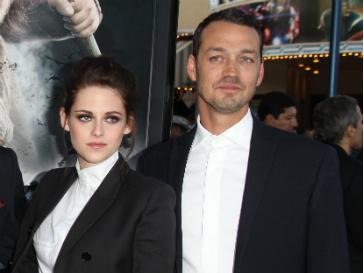 Кристен Стюарт (Kristen Stewart) и Руперт Сандерс (Rupert Sanders)