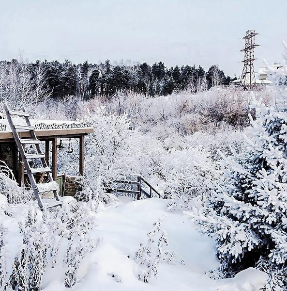 Погода: зима 2017–2018
