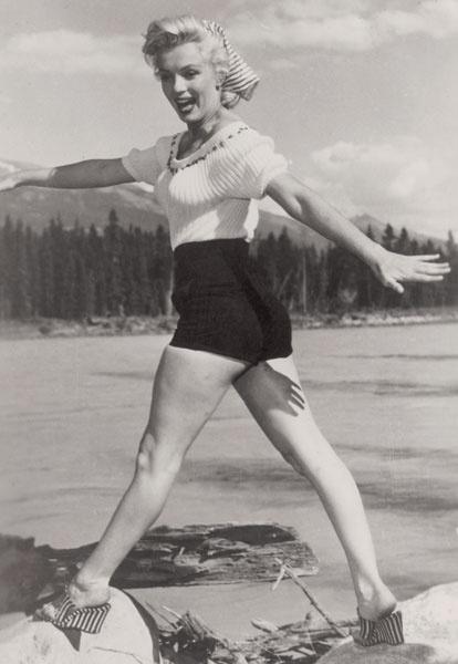 Мэрилин Монро, 1948 год