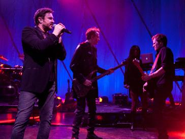 Концерт Duran Duran срежиссирует Дэвид Линч (David Lynch)
