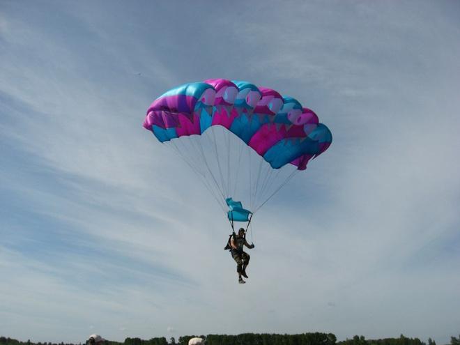 Прыжки с парашютом в Кирове