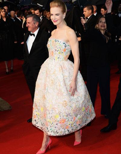 Николь Кидман (Nicole Kidman) на 66-ом Каннском кинофестивале