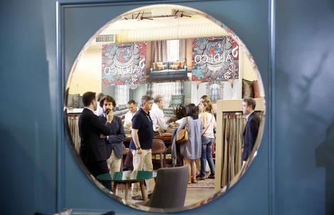 Выставка Home Textiles Premium: главные тренды этого сезона | галерея [1] фото [5]