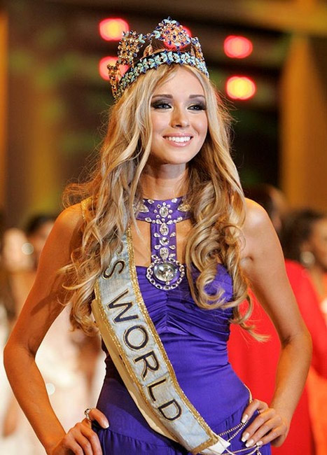 Мисс мира Ксения Сухинова фото