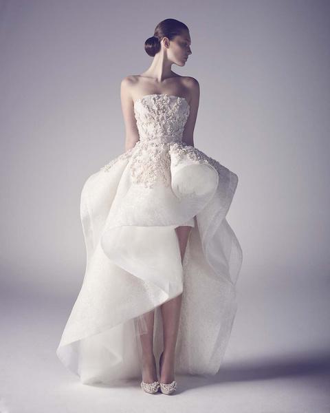 ЗАМУЖ НЕВТЕРПЕЖ: 10 самых красивых свадебных коллекций сезона | галерея [1] фото [19]