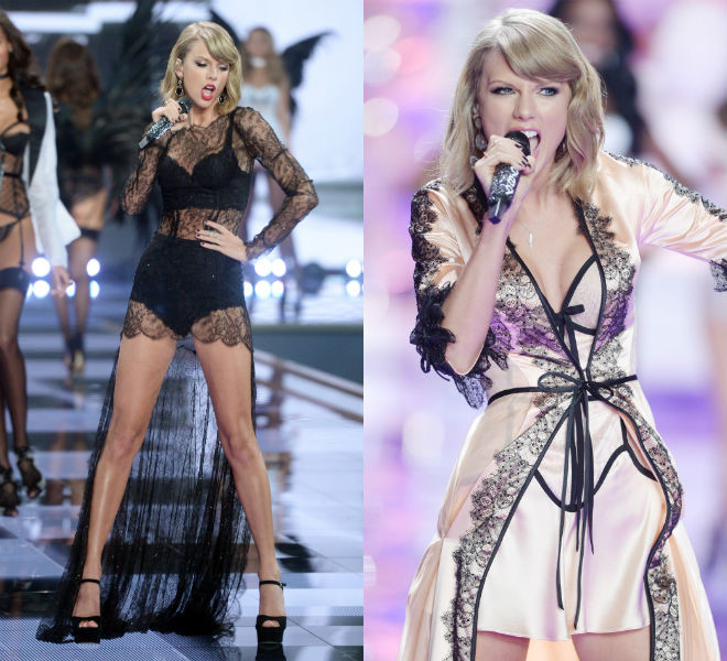 Victoria Secret fashion show 2014 Taylor Swift фото