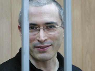 Экс-глава «ЮКОСа» Михаил Ходорковский