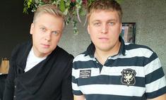 Светлаков и Незлобин: «Сценарии пишем в бане»