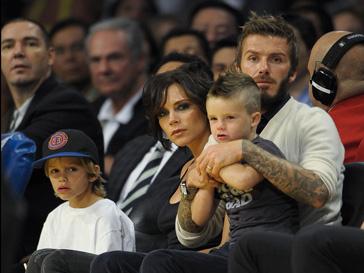 Дэвид Бэкхем (David Beckham) не собирается расставаться с семьей