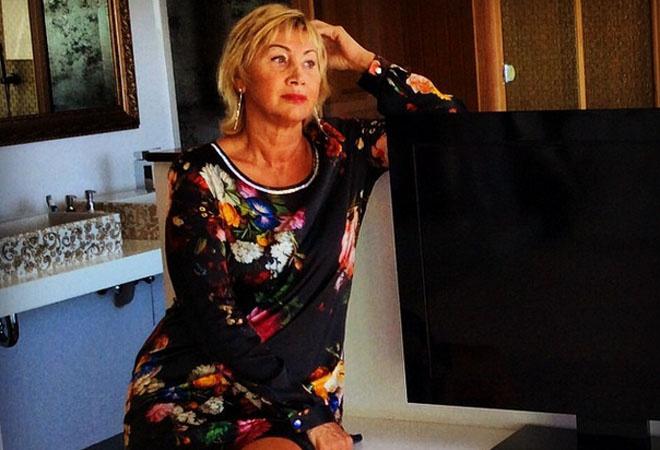 Лариса Копенкина инстаграм фото