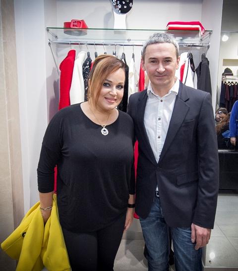 Ольга Скепнер и Рустам Исхаков