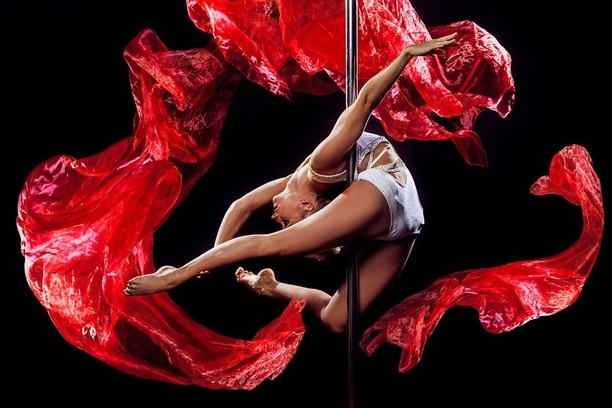 Анастасия Скухторова - победитель второго кубка мира по Pole dance 2012/2013