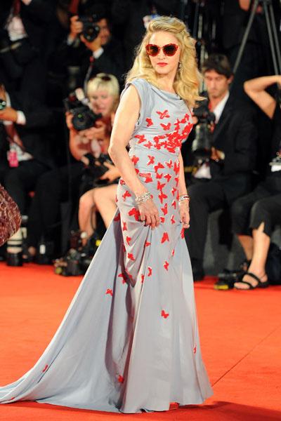 Мадонна, 2011 год