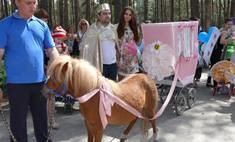 Парад колясок в Воронеже – 2015: воздушные танки, печки и черепахи