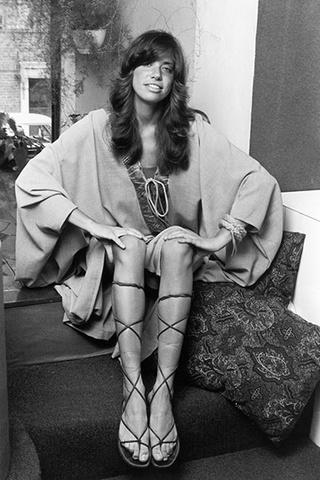 Карли Саймон, 1971 год
