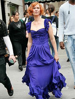 Синтия Никсон (Cynthia Nixon)