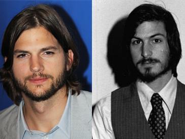 Эштон Катчер и Стив Джобс / Ashton Kutcher, Steve Jobs