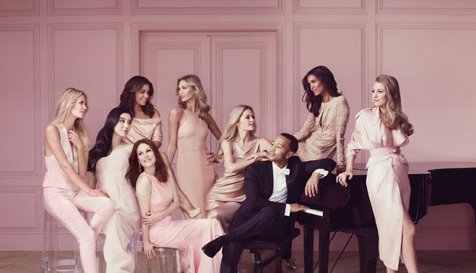 Новая рекламная кампания L'Oreal Paris