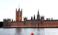 Британский фокусник прошел по воде