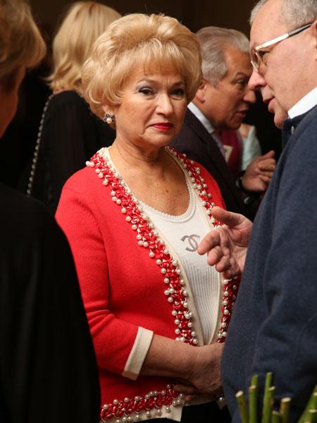 Мать Ксении Собчак Людмила Нарусова фото