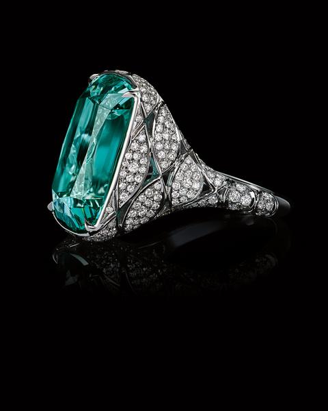 Tiffany & Co. представил новую коллекцию Высокого ювелирного искусства Blue Book   галерея [1] фото [7]