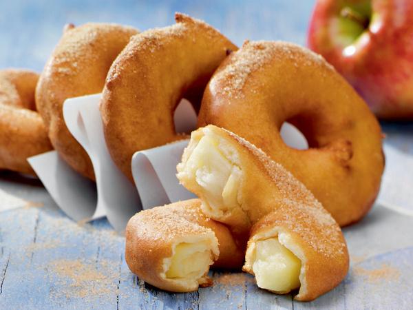 Как сделать пончики с начинкой фото 375