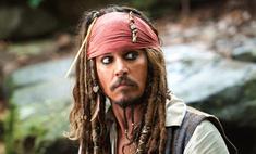 Джонни Депп снимается в «Пиратах Карибского моря» ради поклонников