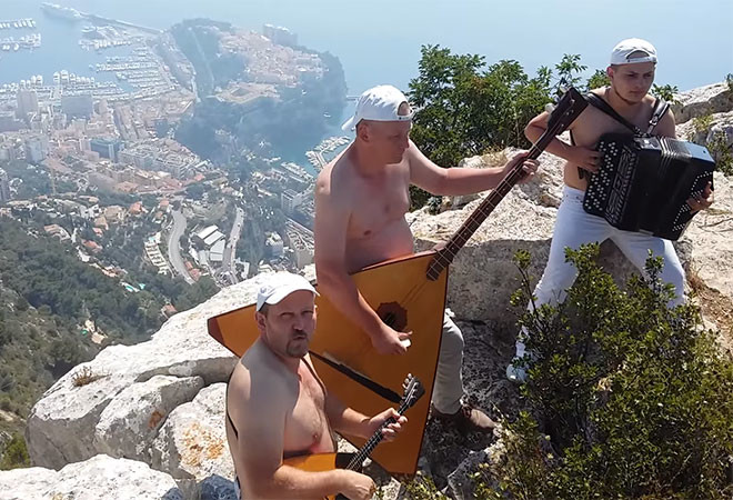Мамаев и Кокорин в монако видео