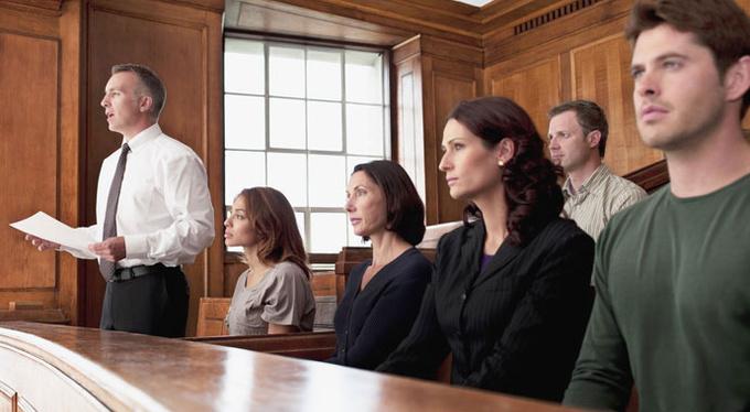 Ирина, преподаватель: «Я вышла на трибуну оглашать вердикт присяжных»