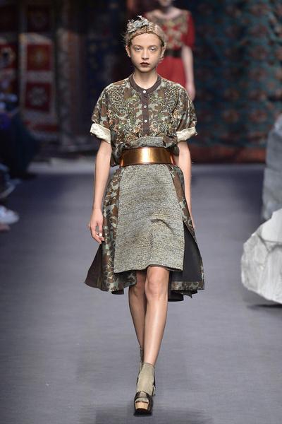 Неделя моды в Милане 2015: день четвертый | галерея [1] фото [15]