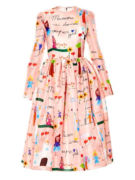 100 самых красивых платьев из осенних коллекций | галерея [1] фото [89]