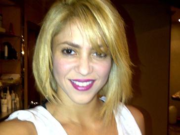 Шакира (Shakira) обрезала волосы