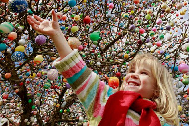 1–2 мая: Пасхальный фестиваль «Звонница» в ТРЦ «Питерлэнд»